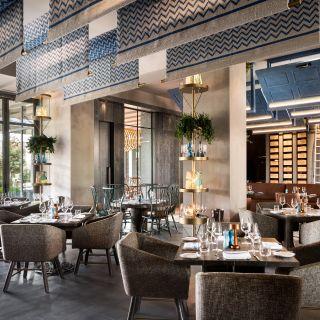 A photo of Porta Blu restaurant