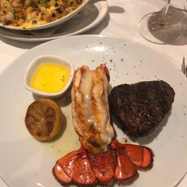 Fleming's Steakhouse - LA, Los Angeles, CA