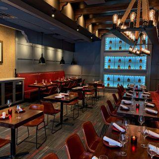 A photo of Steak & Bourbon restaurant
