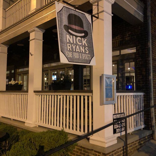 Nick Ryan's Saloon, Lexington, KY