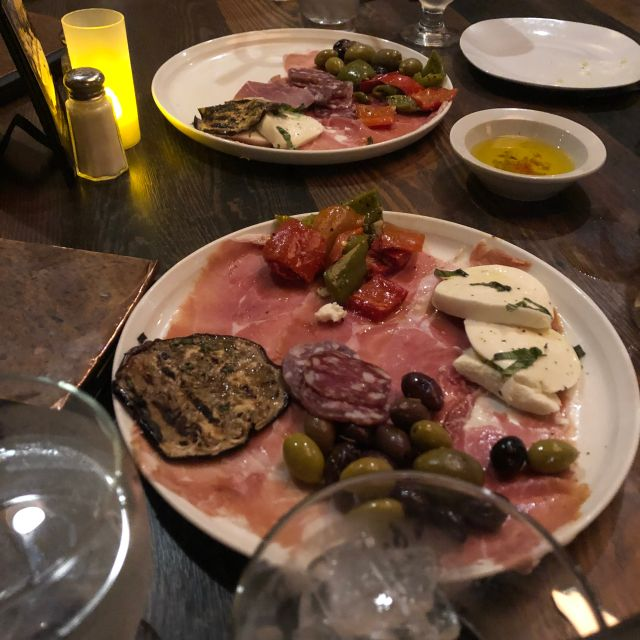 Toscana's Ristorante, Peabody, MA