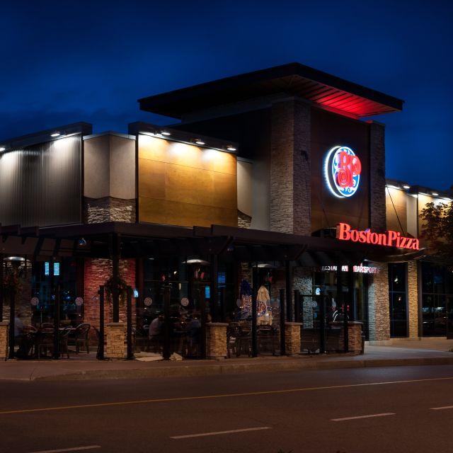 Laval Exterior  - Boston Pizza - Barrhaven, Nepean, ON