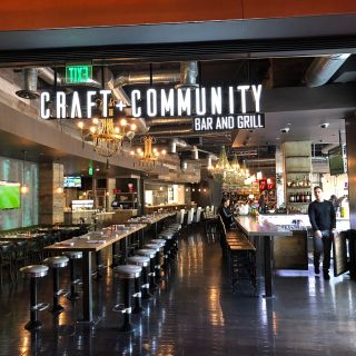 Craft + Community Bar and Grill at The Hard Rock Hotel & Casino