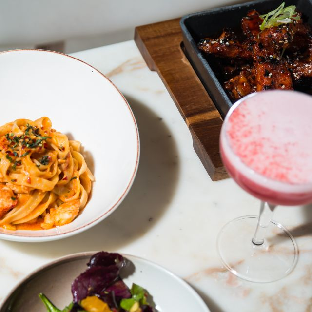 A Selection of Small Plates from Monmouth Kitchen - Monmouth Kitchen, London