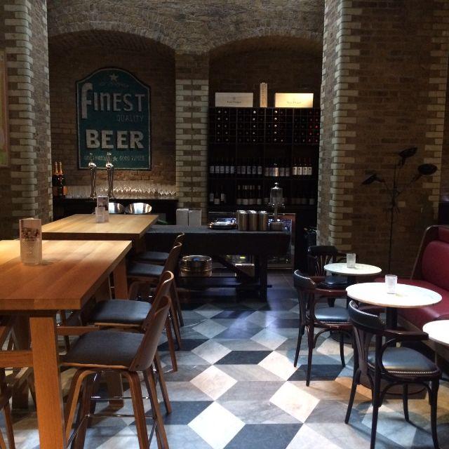 The Vault Bar at Boundary London, London
