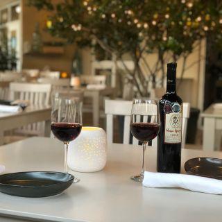 A photo of Taverna Evia restaurant