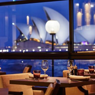 The Dining Room - Park Hyatt Sydney
