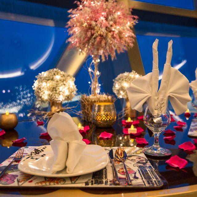 Iksha 360 Restaurant - Doha, Doha | OpenTable