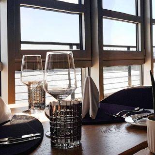 A photo of GINN Restaurant & Bar Hamburg Elbspeicher restaurant