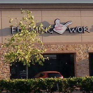 Flaming Wok - Houston