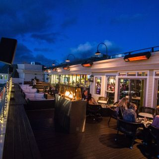 A photo of Rooftop 120 restaurant
