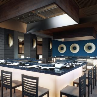 A photo of Mikado Japanese Teppan Yaki - Marriott Cancun Resort restaurant