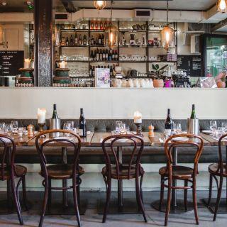 A photo of Caravan Exmouth Market restaurant