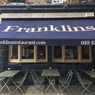 A photo of Franklins restaurant