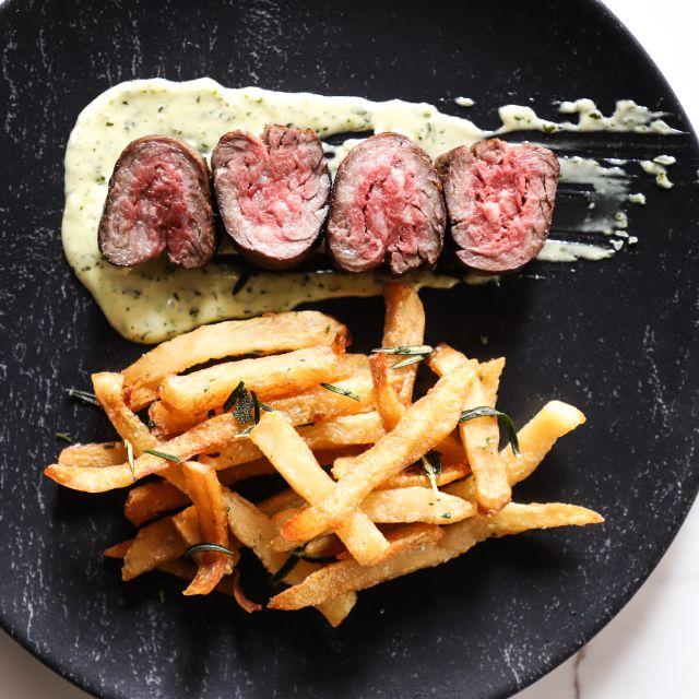 Steak Frites  - BESA Detroit, Detroit, MI