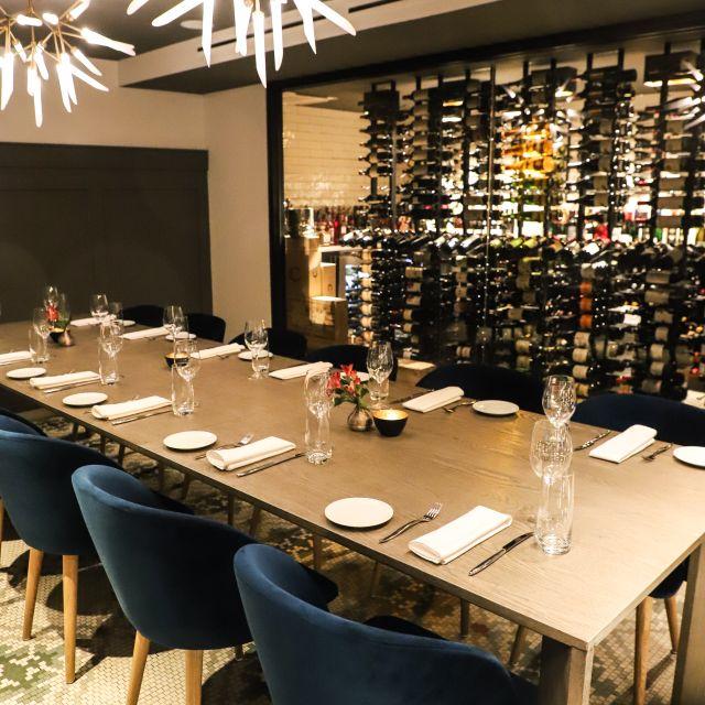 Chef's Table  - BESA Detroit, Detroit, MI