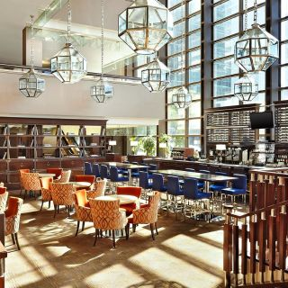 Café Bar - Centre Sheraton Montréal