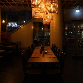 A photo of Zen Mercedes Benz Platz restaurant