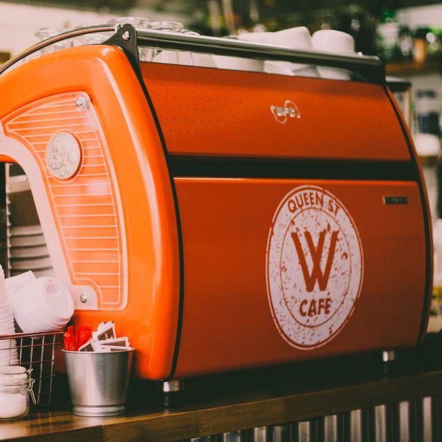 WokeCup Cafe, Dublin, Dublin