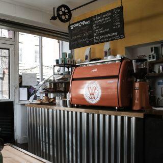 WokeCup Cafe