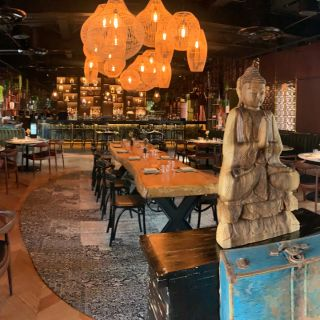 Una foto del restaurante Spice Market - Live Aqua - San Miguel de Allende