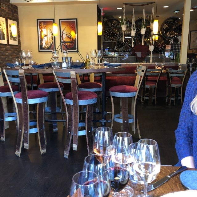 1855 La voile wine bar, Boston, MA