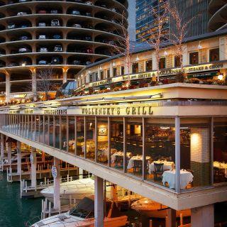 Foto von Smith & Wollensky Steakhouse - Chicago Restaurant