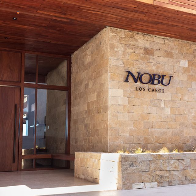 Nobu Los Cabos, Cabo San Lucas, BCS