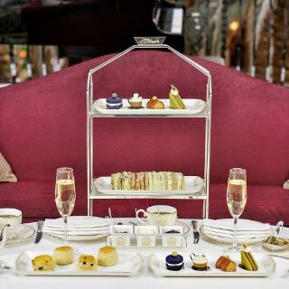 A photo of Afternoon Tea at The Landmark Hotel restaurant
