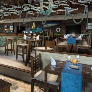 Foto von Zavaz at Azul Beach Resort Riviera Cancun Restaurant