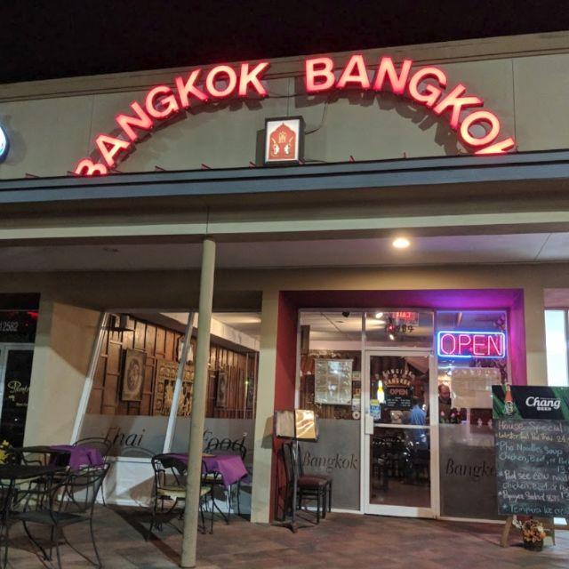 Bangkok Bangkok - Coral Gables, Coral Gables, FL