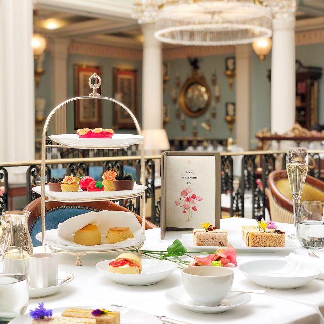 Afternoon Tea at The Lanesborough, London