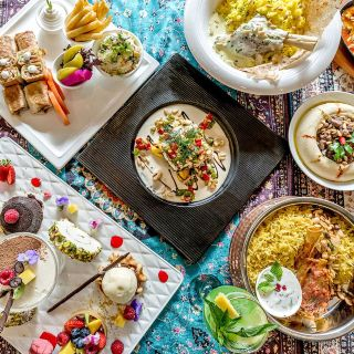 A photo of Armani Restaurant restaurant