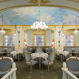 Arabelle at the Hotel Plaza Athenee Private Dining