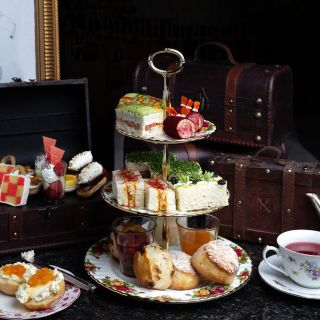 Themed Afternoon Tea - Fairmont Hotel Vancouver