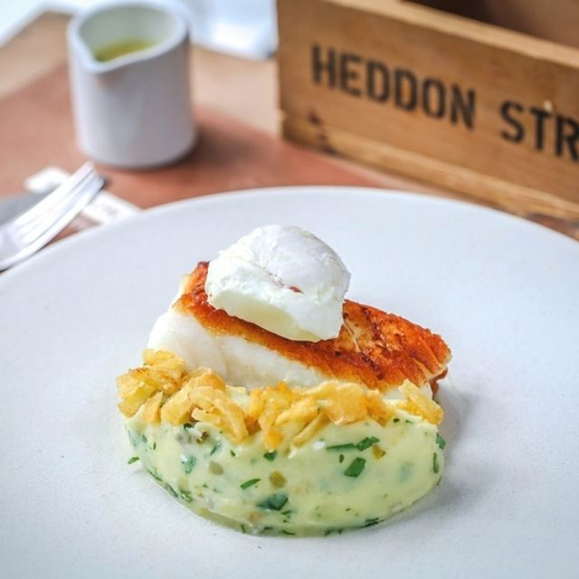 Heddon Street Kitchen, London
