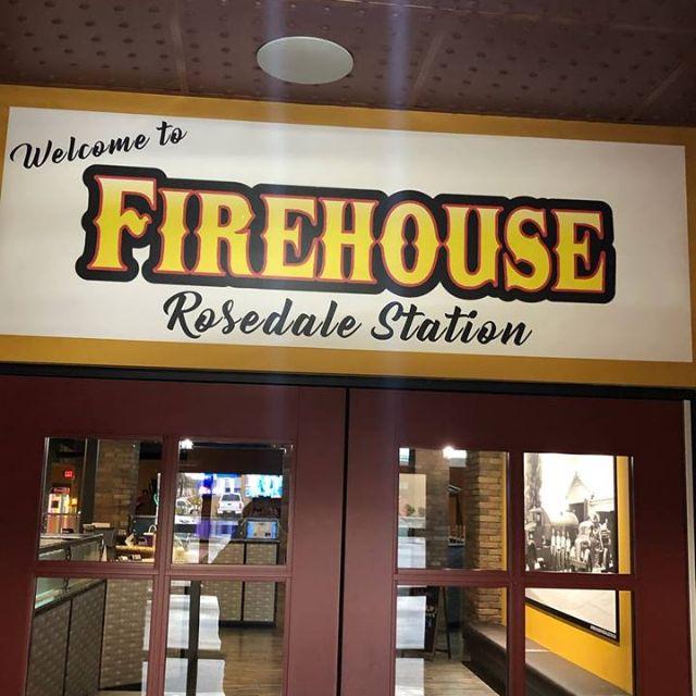 Firehouse Rosedale Station, Bakersfield, CA