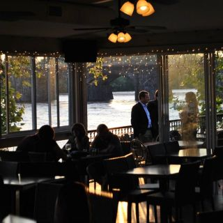 A photo of Cooper's Riverview restaurant