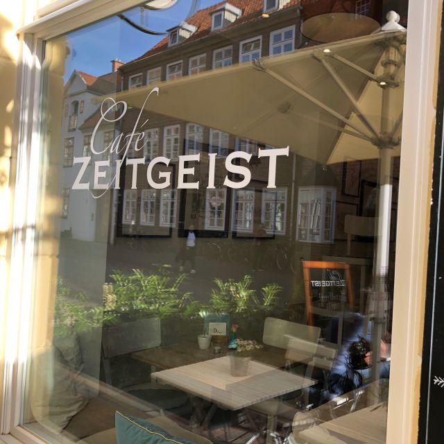 Cafe Zeitgeist Restaurant - Lüneburg, NI   OpenTable
