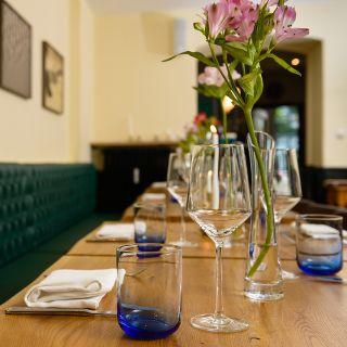 A photo of Brasserie Le Bon Mori restaurant