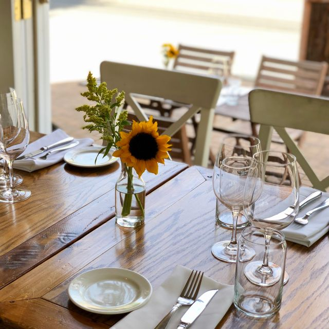 Farm To Table Restaurant New Jersey: A Toute Heure Restaurant - Cranford, NJ