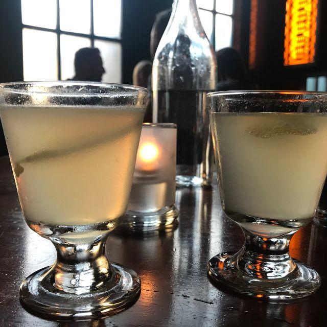 Bastille & Back Bar, Seattle, WA