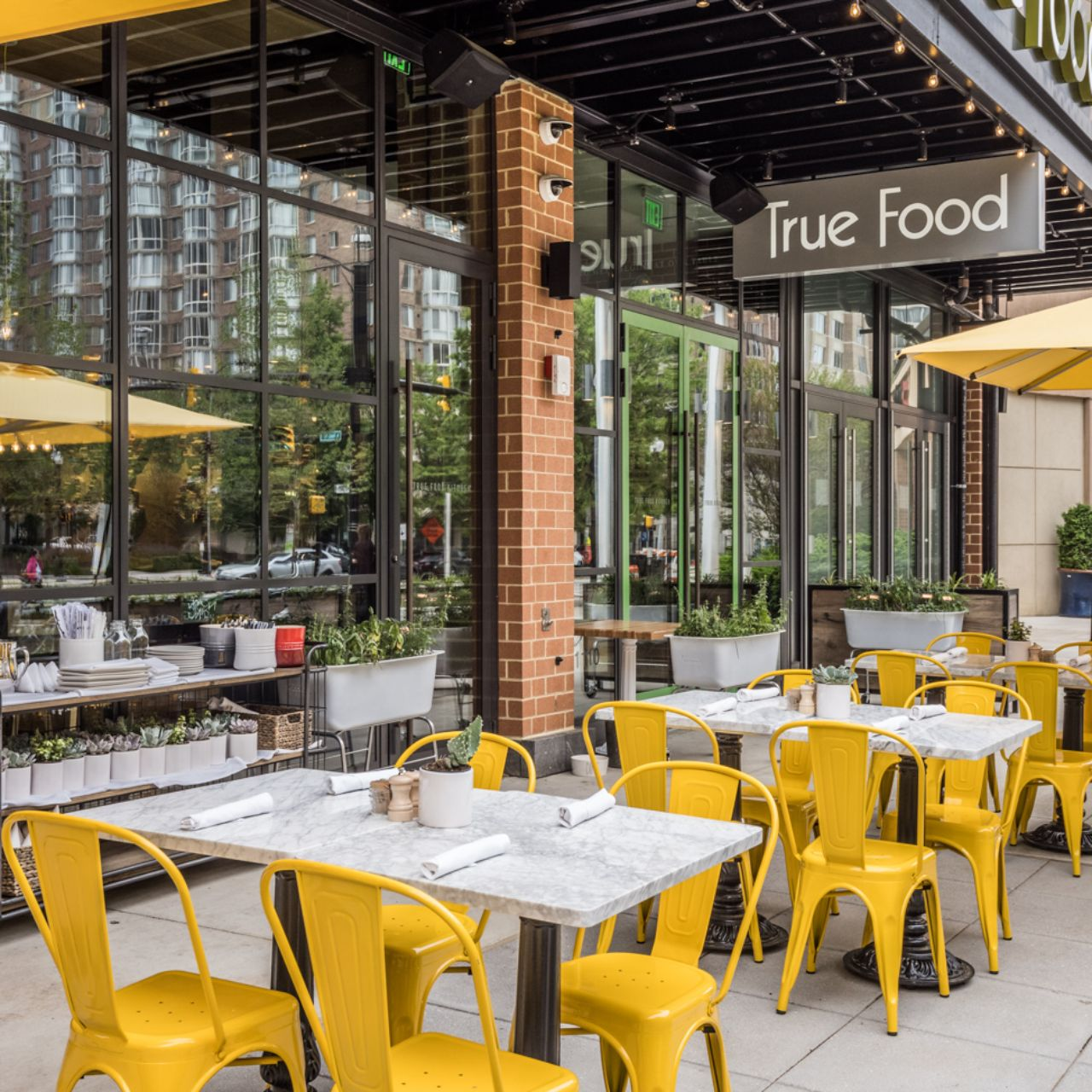 True Food Kitchen Arlington Ballston Quarter Restaurant