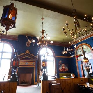 A photo of McMenamins Elks Temple restaurant