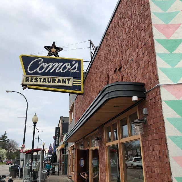Como's Restaurant, Ferndale, MI