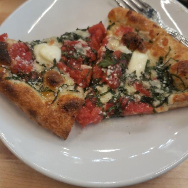 Mootz Pizzeria + Bar, Detroit, MI