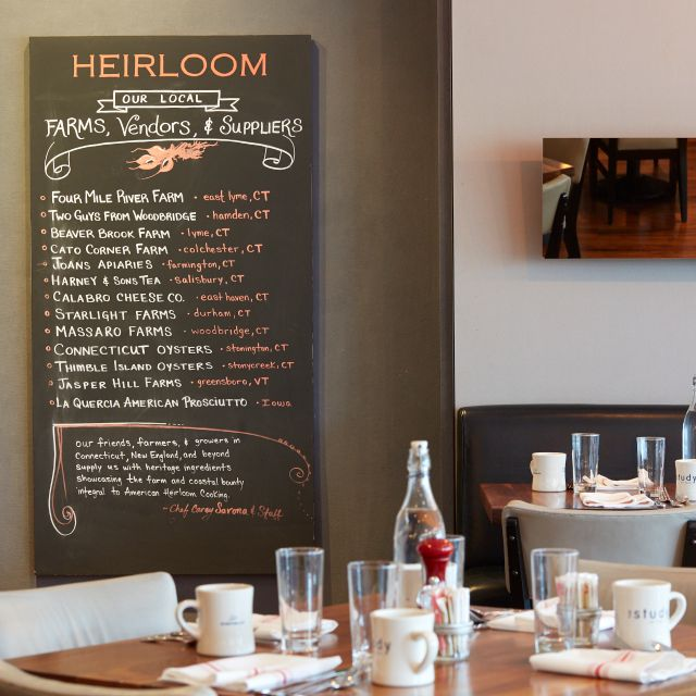 Heirloom Dining Room With Board - Heirloom - New Haven, New Haven, CT