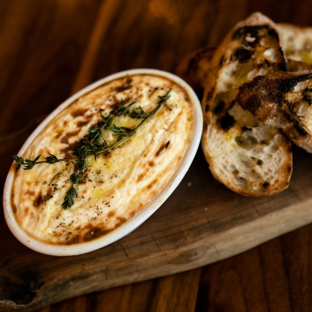 Warm Local Ricotta Dip - Heirloom - New Haven, New Haven, CT