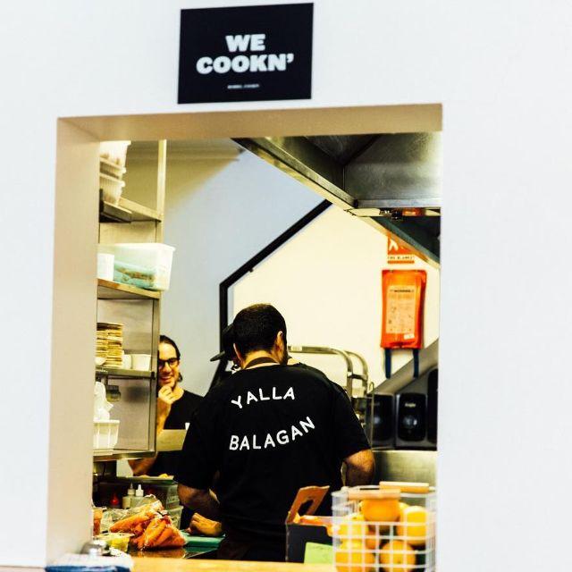 Balagan Kitchen, Windsor, AU-VIC