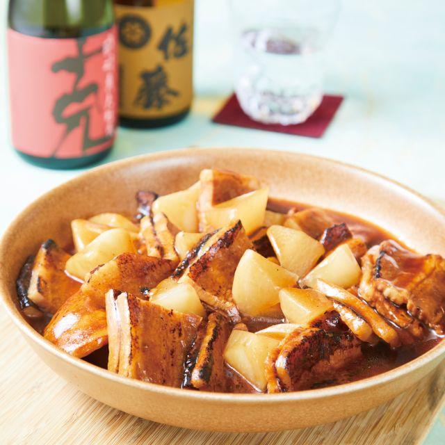 パレス立川 九州フェア 黒豚の角煮 - レストラン イル・ペペ - パレスホテル立川, 立川市, 東京都